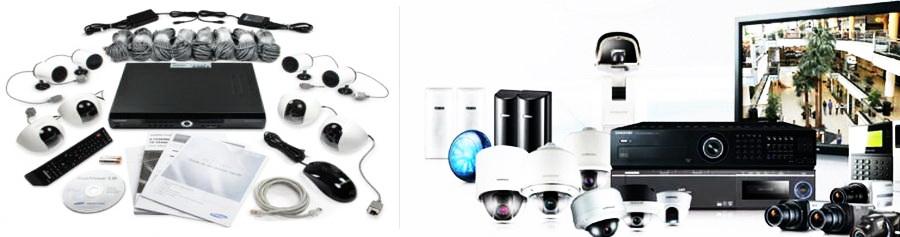 كاميرات المراقبة المرئية